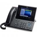 Cisco Unified IP Phone 8961 (Charcoal & Slimline Handset)