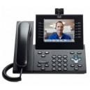 Cisco Unified IP Phone 9971 (Charcoal & Slimline Handset)